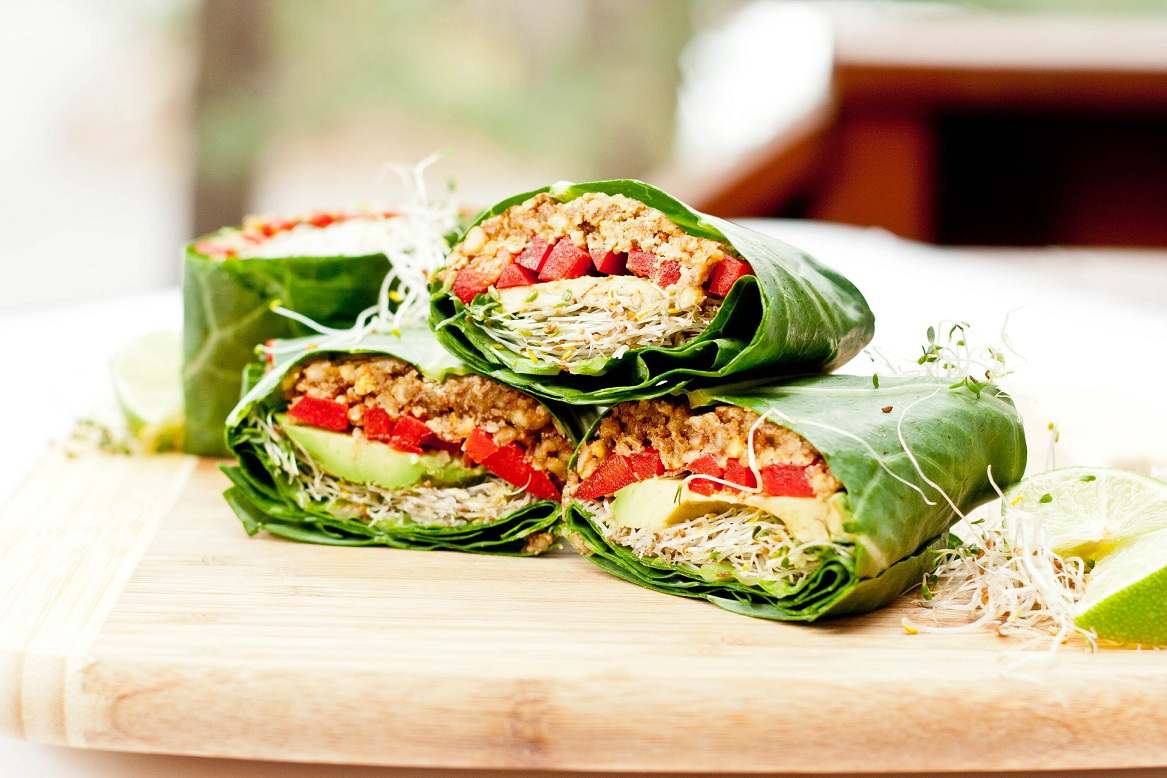 Find healthy, delicious vegan lunch recipes including including sandwiches and wraps. Healthier recipes, from the food and nutrition experts at EatingWell.